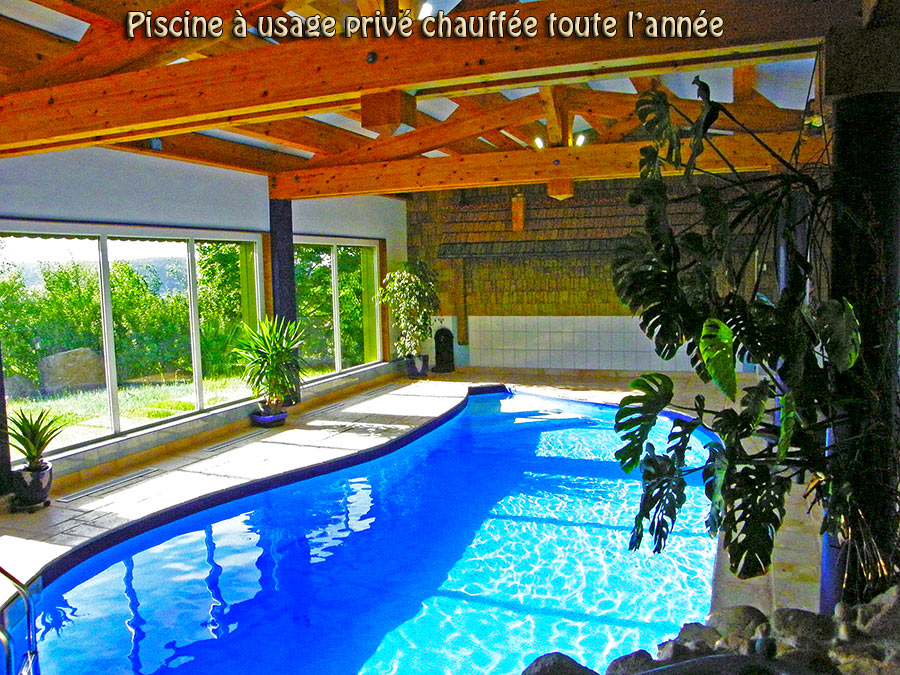 Chalet Piscine Gérardmer Vosges Vacances